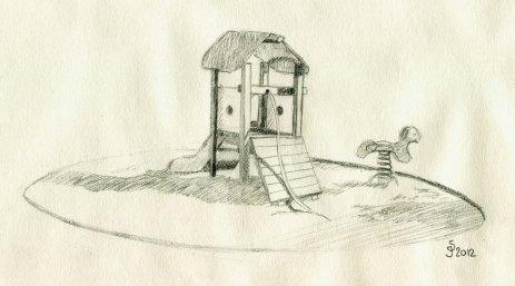 Lilla lekplatsen