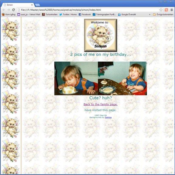 Sonens sida 1997