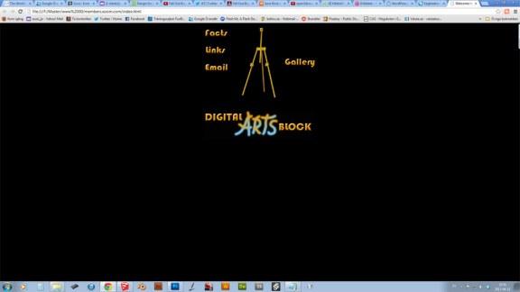 Digital Arts block 1999