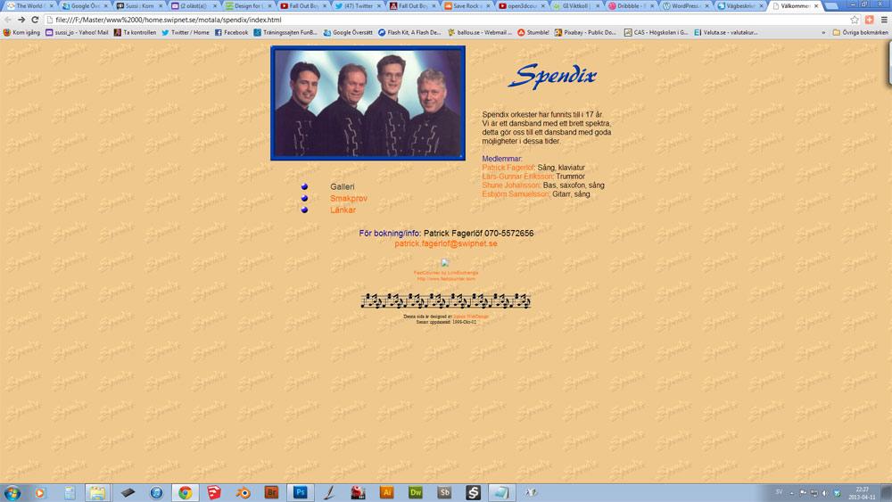 Spendix 1998