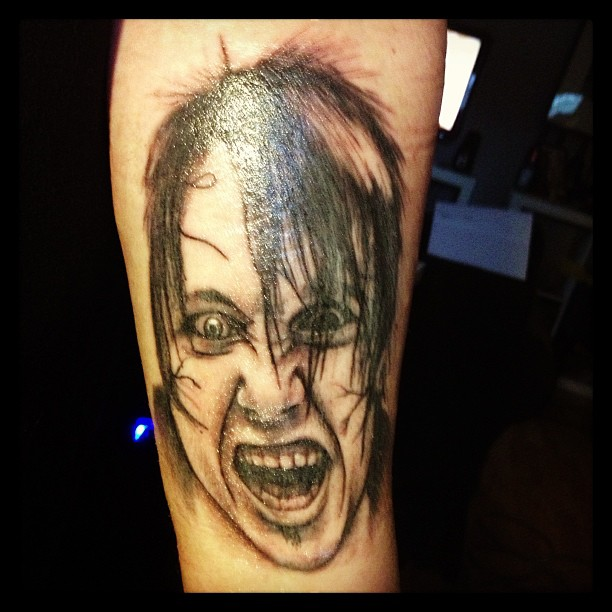 Jacoby tattoo