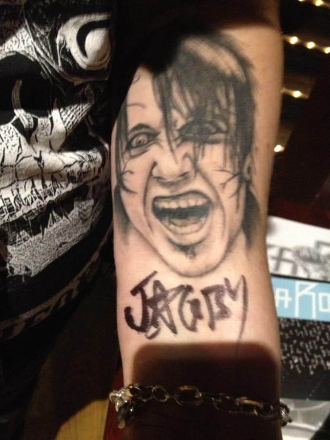Jacobys autograf