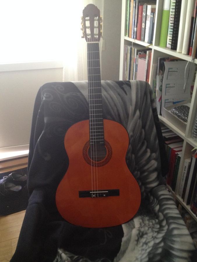 Nysträngad gitarr